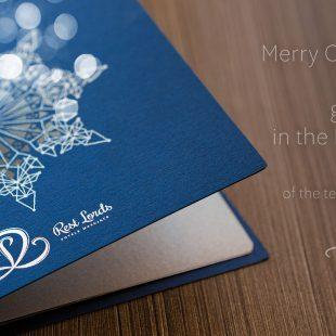 Życzenia świąteczne 2019 Rest Lords
